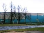 Sporto salė Radviliškyje [2006-2009]